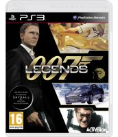 007 Legends (PS3) [русская версия]