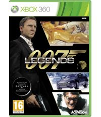 007 Legends (Xbox 360) [русская версия]