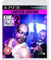 Kane & Lynch 2: Dog Days. Limited Edition (PS3)