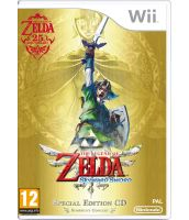 The Legend of Zelda: Skyward Sword [Special Edition CD, русская документация]  (Wii)