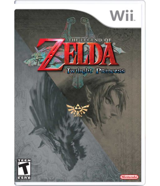 The Legend of Zelda Wii: The Twilight Princess (Wii)
