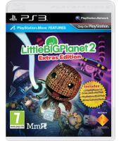LittleBigPlanet 2 Расширенное издание [с поддержкой PS Move, русская версия] (PS3)
