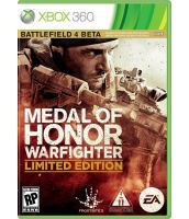 Medal of Honor: Warfighter. Limited Edition [Русская версия] (Xbox 360)