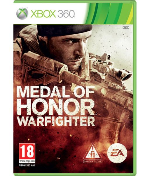 Medal of Honor: Warfighter [Русская версия] (Xbox 360)