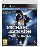 Michael Jackson: The Experience [с поддержкой PS Move] (PS3)