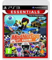 ModNation Racers [Essentials, русская версия] (PS3)