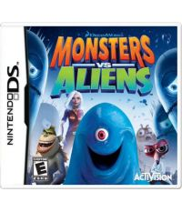 Monsters vs Aliens (NDS)