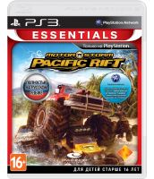 Motorstorm: Pacific Rift [Essentials, русская версия] (PS3)