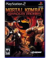 Mortal Kombat: Shaolin Monks (PS2)