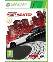 Need for Speed: Most Wanted [a Criterion Game, Русская версия] (Xbox 360)
