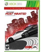 Need for Speed: Most Wanted. Limited Edition [a Criterion Game, Русская версия] (Xbox 360)