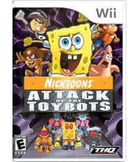 Nicktoons: Attack of the Toybots (Wii)