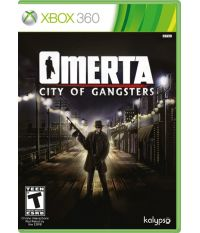 Omerta: City of Gangsters (Xbox 360)
