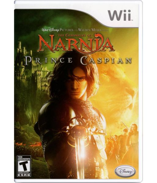 The Chronicles of Narnia: Prince Caspian [русская документация] (Wii)