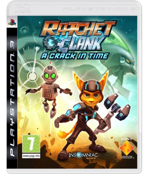 Ratchet and Clank: A Crack in Time (PS3)