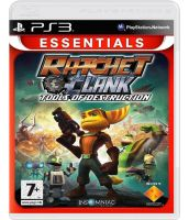 Ratchet and Clank: Tools of Destruction [Essentials, русская документация] (PS3)
