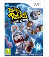 Raving Rabbids: Travel in Time [русская обложка] (Wii)