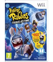 Raving Rabbids: Travel in Time - Collector Edition (Wii)