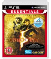Resident Evil 5: Gold Edition [Essentials, с поддержкой PS Move, русская документация] (PS3)