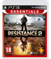 Resistance 2 [Essentials, русская документация] (PS3)