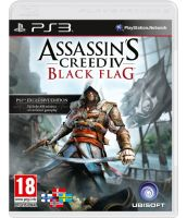 Assassin's Creed IV: Black Flag [Русская версия] (PS3)