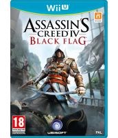 Assassin's Creed IV: Black Flag [Русская версия] (Wii U)