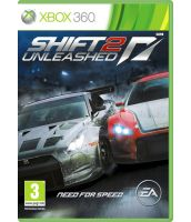 Need for Speed SHIFT 2 Unleashed Limited Edition [русские субтитры] (Xbox 360)