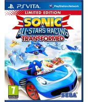 Sonic & All-Star Racing Transformed. Limited Edition [русская документация] (PS Vita)