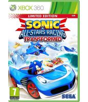 Sonic & All-Star Racing Transformed. Limited Edition [русская документация] (Xbox 360)