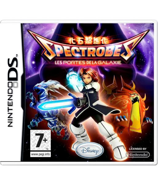 Spectrobes: Beyond the Portals Images (NDS)