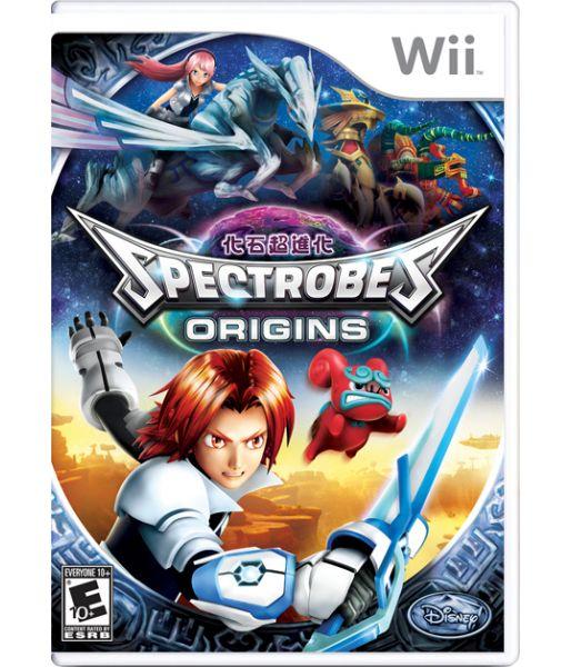 Spectrobes: Origins (Wii)