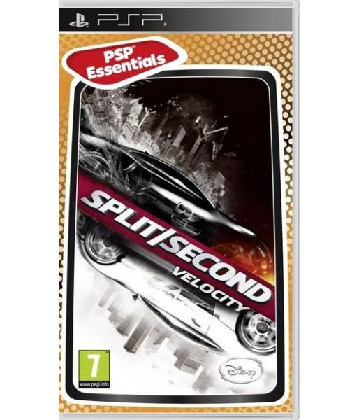 Split/Second: Velocity [Essentials, русская версия] (PSP)