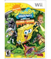 SpongeBob Square Pants Featuring Nicktoons: Globs of Doom (Wii)