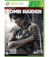 Tomb Raider Survival Edition [Русская версия] (Xbox 360)