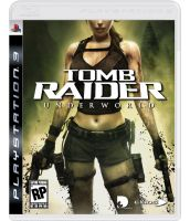 Tomb Raider Underworld [русская документация] (PS3)