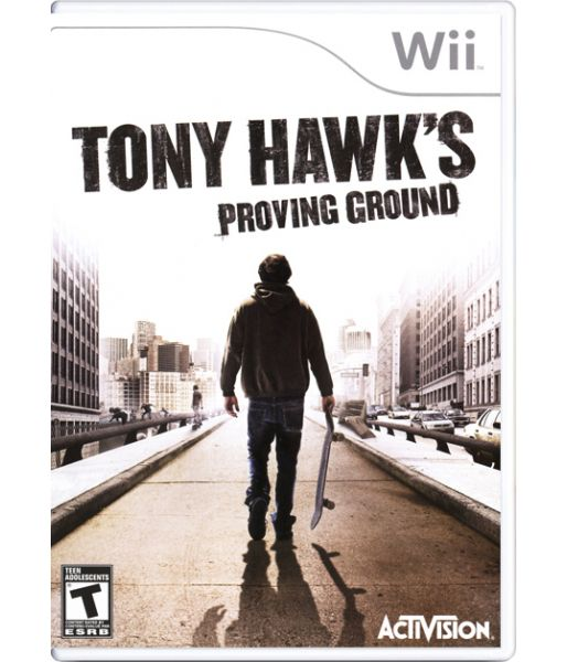 Tony Hawk Proving Ground (Wii)