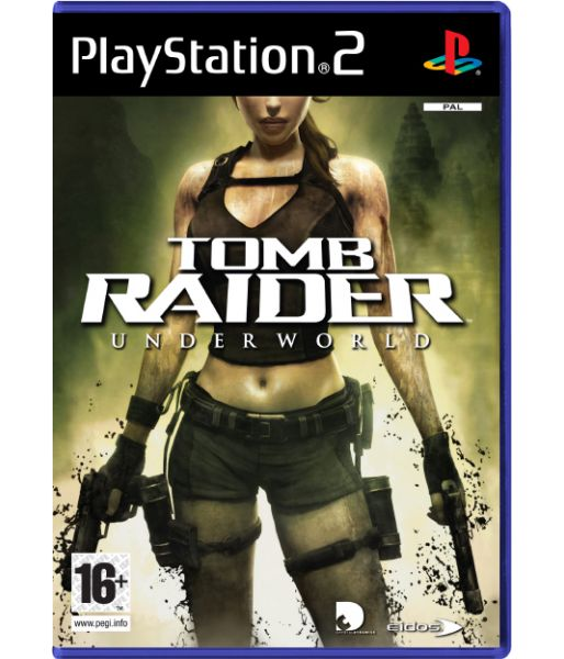Tomb Raider Underworld (PS2)