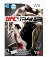 UFC Personal Trainer: The Ultimate Fitness System + ножной ремень (Wii)