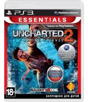 Uncharted 2: Among Thieves [Essentials, русская версия] (PS3)