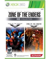 Zone of the Enders: HD Collection [русская документация] (Xbox 360)