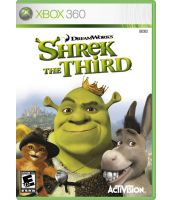 Shrek the Third [русская документация] (Xbox 360)
