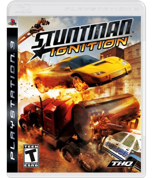 Stuntman Ignition [русская документация] (PS3)