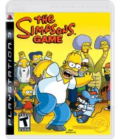 The Simpsons: Game (PS3)