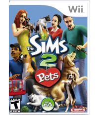 Sims 2: Pets (Wii)