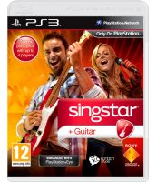 SingStar Guitar (PS3)