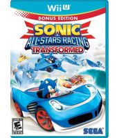 Sonic & All-Star Racing Transformed. Limited Edition (Wii U)