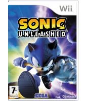 Sonic Unleashed [DVD-box] (Wii)
