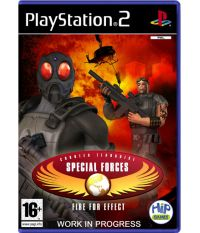 CT Special Forces: Fire for Effect (PS2)