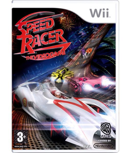 Speed Racer the Videogame (Wii)