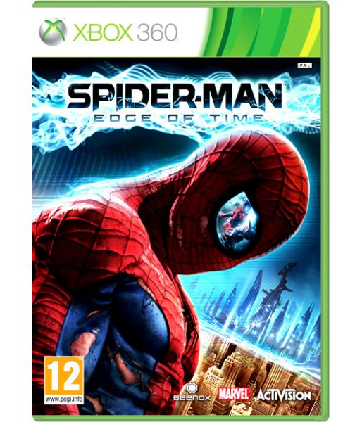Spider-Man: Edge of Time [русская документация] (Xbox 360)